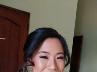 Lizzie Ibarra Hair & Airbrush Make-up Artist 1