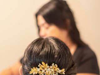 Bridal Makeup & Hair by Carmen Cabrera 6