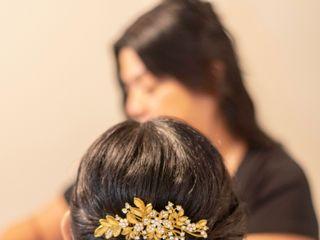 Bridal Makeup & Hair by Carmen Cabrera 5