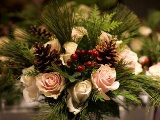 An English Garden Wedding & Event Florals 4