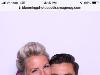 Blooming Photo Booth 1