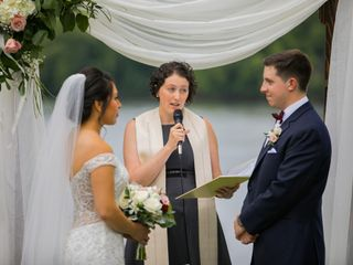 Interfaith Wedding Officiant & Chaplain 1