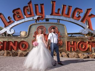 Las Vegas Luv Bug Weddings 3
