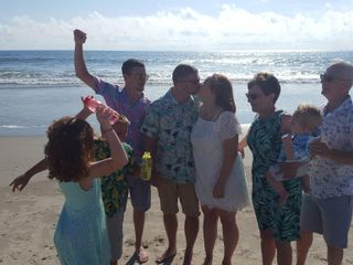 Rev. Barbara Mulford - My OBX Officiant 3