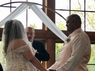 Pastor David Sweet wedding officiant 2