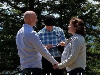 Didier Gincig, Non-Denominational Wedding Officiant 1
