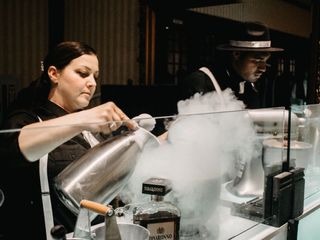 Frozone Nitrogen Ice Cream & Dragon's Breath 4