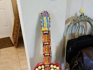 Candy Buffet Lady 6