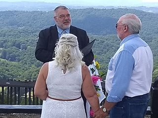 Todd A. Gray, Wedding Officiant 3