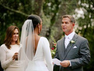 Stevi Hanson Wedding Officiant 3
