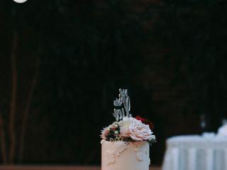 Wedding Cake Art and Design Center 3