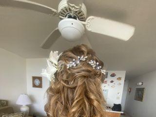 Wedding Hair Maui Style 4