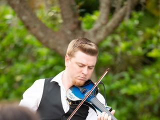 SRQ Violinist 1