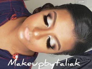 MakeupbyTaliaK 1