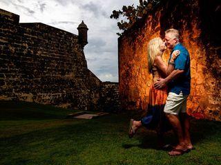 Alex & Dali Wedding Photography 1
