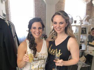 Bridal HairStylist - Theodora Bourikas 2