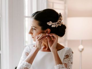 Formal Faces - On Location Hair & Makeup for Weddings 7