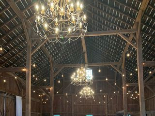 Hidden Vineyard Wedding Barn 2