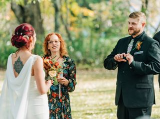 Vermont Wedding Officiant 2