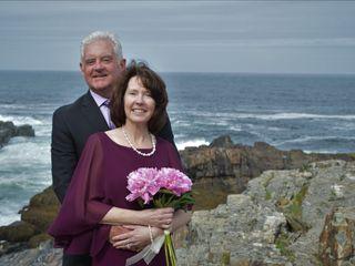 Wedding Ceremony in Maine 5