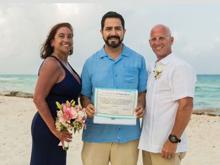 Cancun Wedding Minister/Officiant 5