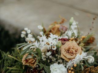 Woodland Floral Design 4