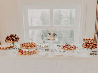 Sweet and Divine Baking 1