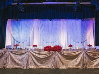 Savannah's Chair Cover Rentals & Events 5