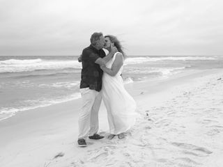 Simple Beach Wedding 1