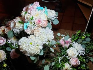 Wedding Flowers by GiGi 1
