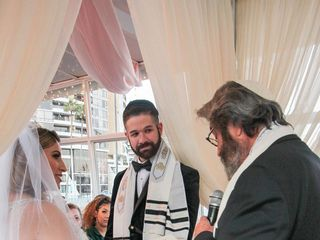 Interfaith Weddings & Custom Ketubahs by Rabbi Barry 3