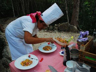 Roxana Amezquita – Servicios Gastronomicos 7