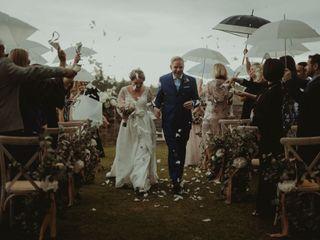 Al fresco Wedding 5
