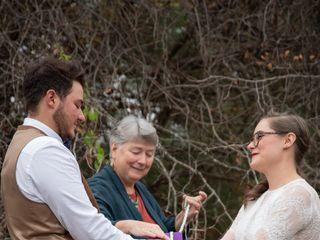 Beth Koehler, Wedding Officiant 5