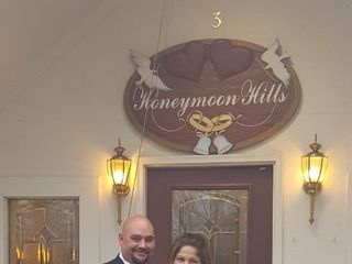 Gatlinburg Wedding Chapel at Honeymoon Hills 1