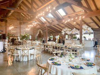 Morgan Creek Barn by Walters Wedding Estates 4
