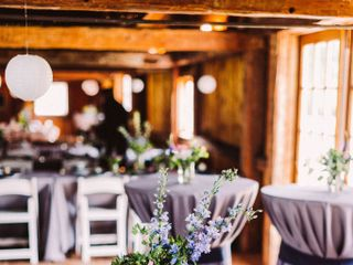 Cunningham Farm: Barns & Estate Venue 1