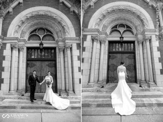 Crane's Chicago Wedding Photography 1