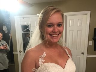 Raleigh Victoria's Bridal Alteration 1