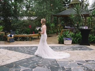 Harmony Gardens Tropical Wedding Garden 5