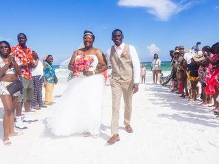 Simple Beach Wedding 5