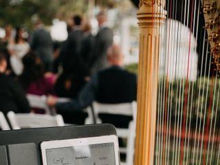 Harpist Kristen Elizabeth 1
