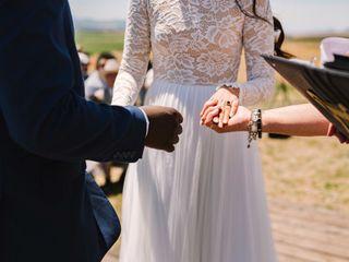 Cheryl Bariel Officiant, Bella Wedding Day 4