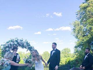 Susan Turchin - Officiant/Celebrant NYC - Creative Wedding Ceremonies 1