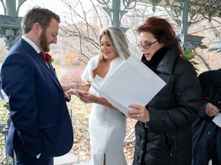 Susan Turchin - Officiant/Celebrant NYC - Creative Wedding Ceremonies 4