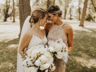 En Gedi Bridal Floral Design 2