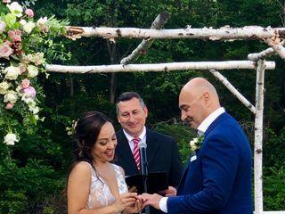 Matthew Psichoulas - Wedding Officiant 7
