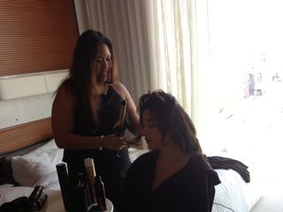 Cathy Facto Makeup Artist 1