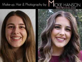 Mickie Hanson Make-Up Artistry & Hair Design 1