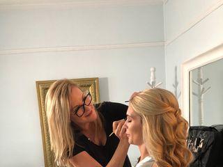 Cheryl Quinn Makeup 6